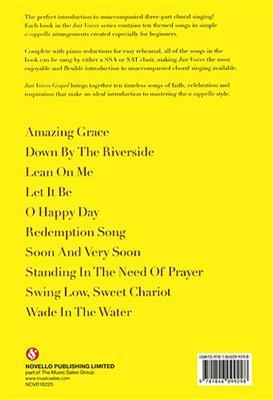 Just Voices: Gospel
