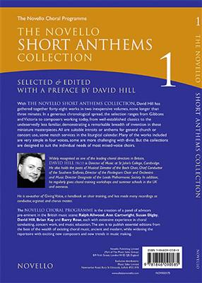 The Novello Short Anthems Collection 1