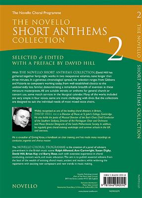 The Novello Short Anthems Collection 2