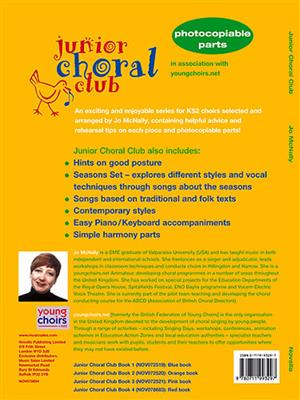 Junior Choral Club Book 5: Yellow Book