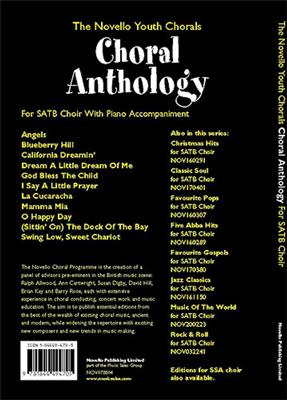 The Novello Youth Chorals: Choral Anthology (SATB)