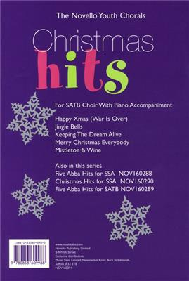 The Novello Youth Chorals: Christmas Hits (SATB)