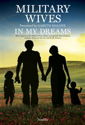 Military Wives In My Dreams SSA Piano
