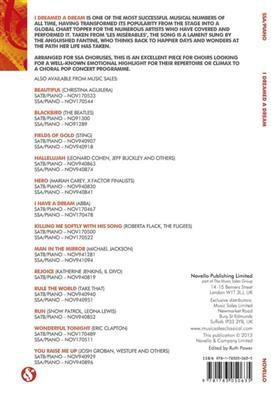 Alain Boublil/Claude-Michel Sch�nberg: I Dreamed A Dream (Les Mis�rables) - SSA/Piano