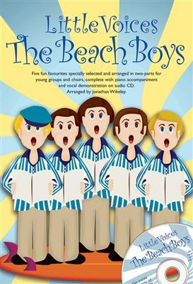 Little Voices - The Beach Boys (Book/Media)