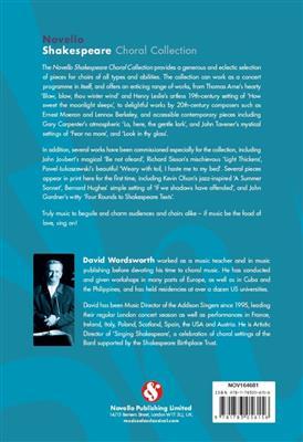 The Novello Shakespeare Choral Collection