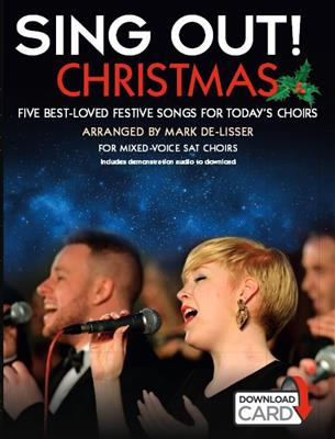 Sing Out! Christmas (Book/Audio Download)
