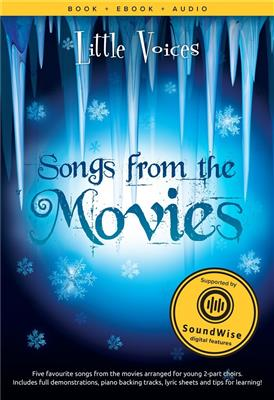 Little Voices - Songs From Movies (Book/Media)