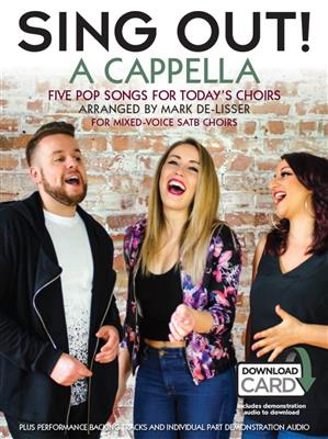 Sing Out! A Cappella (Book/Audio Download)