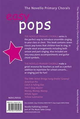 The Novello Primary Chorals: Easy Pops