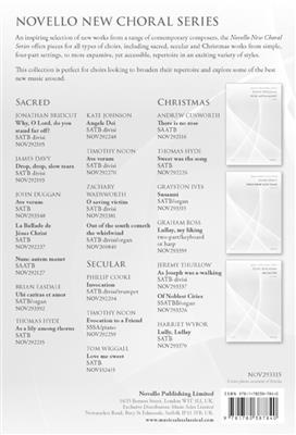 Grayston Ives: Susanni (Novello New Choral Series)