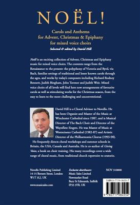 No�l!: Carols And Anthems For Advent, Christmas And Epiphany