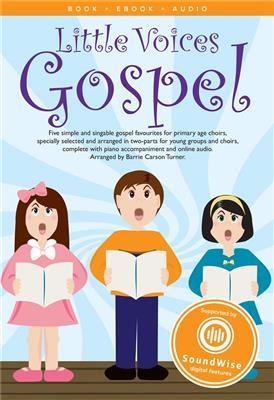 Little Voices - Gospel (Book/Media)
