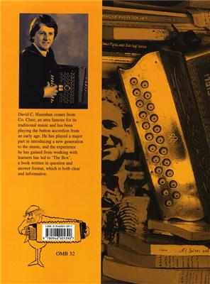 David C. Hanrahan: The Box - A Beginner's Guide To The Irish Traditional Button Accordion