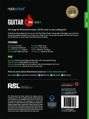 Rockschool: Hot Rock Guitar - Grade 3