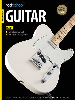 Rockschool Guitar - Debut