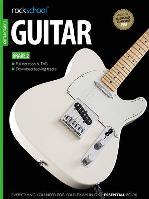 Rockschool Guitar - Grade 2