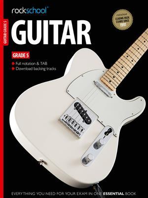 Rockschool Guitar - Grade 5