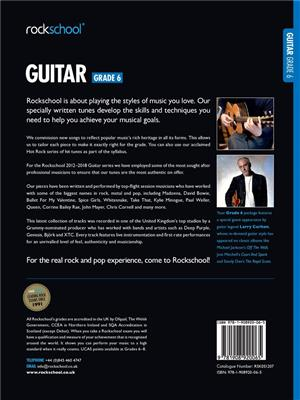 Rockschool Guitar - Grade 6