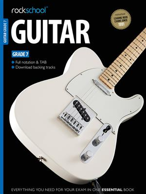 Rockschool Guitar - Grade 7