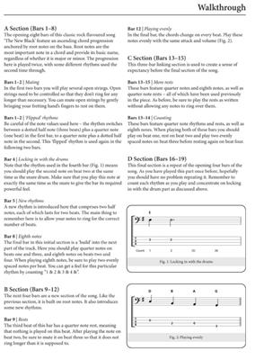 Rockschool Bass - Debut (Book/Download Card)