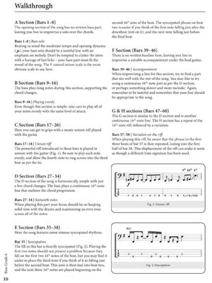 Rockschool Bass - Grade 6 (Book/Download Card)