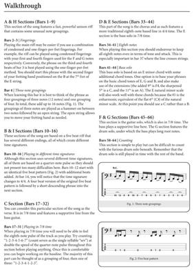 Rockschool Bass - Grade 8 (Book/Download Card)