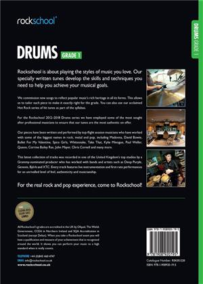 Rockschool Drums - Grade 1