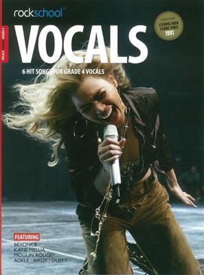 Rockschool: Vocals Grade 4 - Female (2014)