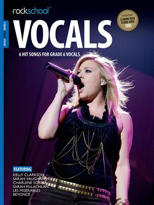 Rockschool: Vocals Grade 6 - Female (2014)