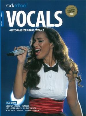 Rockschool: Vocals Grade 7 - Female (2014)