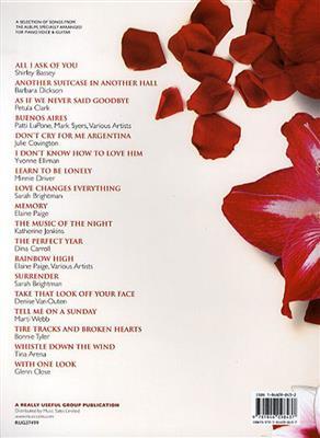Andrew Lloyd Webber: Divas (PVG)