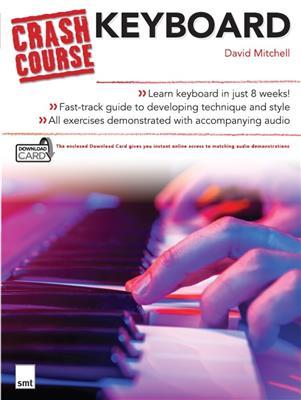 Crash Course: Keyboard (Book/Audio Download)