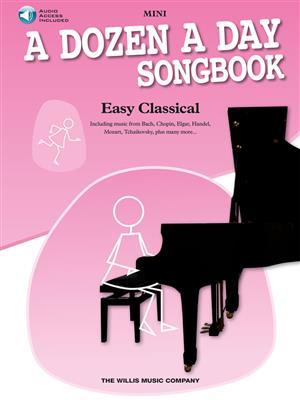 A Dozen A Day Songbook: Easy Classical - Mini
