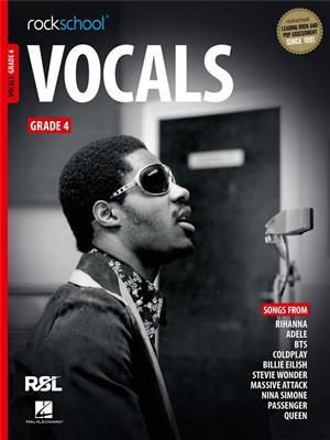 Rockschool Vocals Grade 4 (2021)