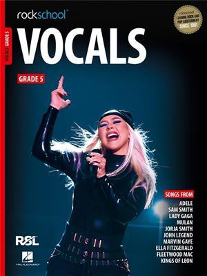 Rockschool Vocals Grade 5 (2021)