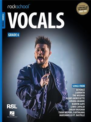Rockschool Vocals Grade 6 (2021)