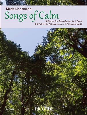 Cover for Songs of Calm