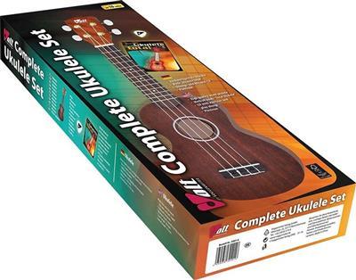 Voggy's Complete Ukulele Set (GB). Instrument