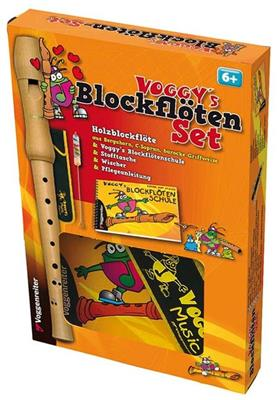 Voggy's Recorder Set (GB)