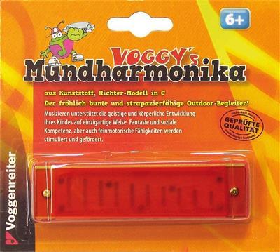 Voggy's Harmonica. Instrument